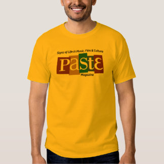 Paste Block Logo Mag and Tag Color Tees