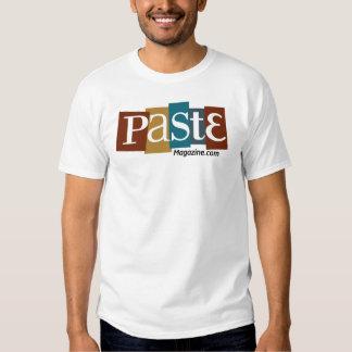 Paste Block Logo URL Color Tshirts