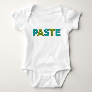 PASTE - Copy & Paste for Twins Baby Bodysuit