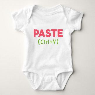 PASTE (Ctrl+V) Baby Bodysuit