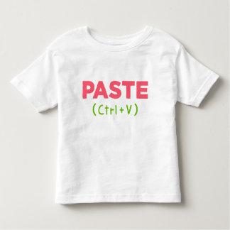 PASTE (Ctrl+V) Copy and Paste Toddler T-Shirt