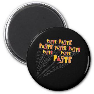 Paste Hand Drawn Logo Array Magnet