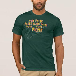 Paste Hand Drawn Logo Array T-Shirt