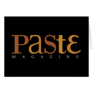 Paste Issue 2 Classic Logo Greeting Card