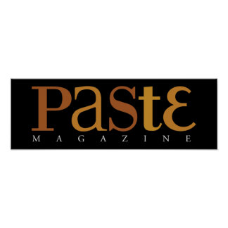 Paste Issue 2 Classic Logo Poster Print