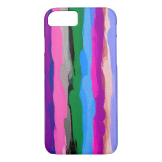 Pastel Abstract Background #9 iPhone 7 Case
