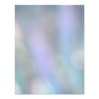 Pastel Abstract Custom Invitations
