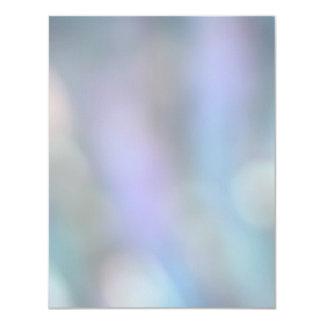Pastel Abstract. Custom Invitations