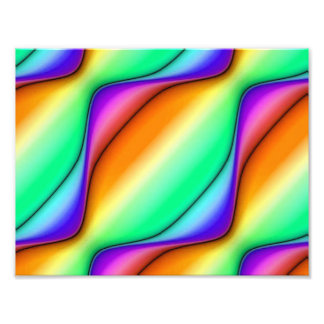 Pastel Abstract Photograph