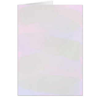 Pastel Abstract Product Greeting Cards