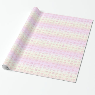 Pastel Aries Wrapping Paper