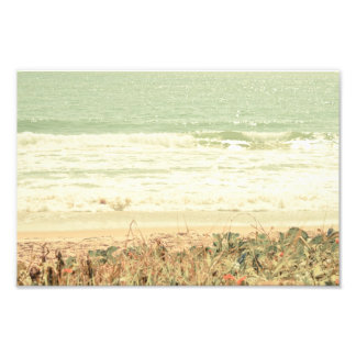Pastel Beach Photography Photo Art