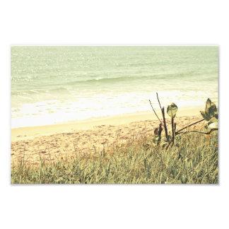 Pastel Beach Photography Photographic Print