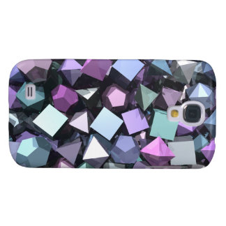 Pastel Bling Galaxy S4 Covers