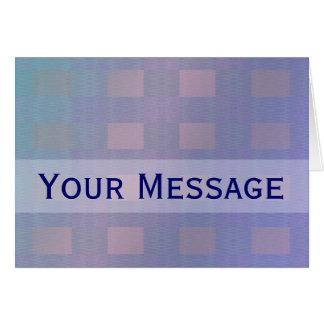 pastel blue customizable card