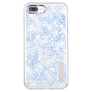 Pastel Blue Kawaii Stars Incipio DualPro Shine iPhone 8 Plus/7 Plus Case