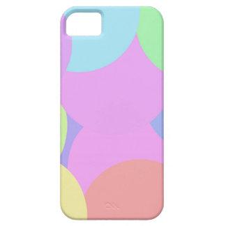 Pastel bubles iPhone 5 cases