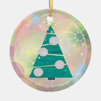 Pastel Christmas HOLIDAY 1st Christmas Christmas Ornaments