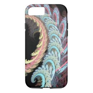 Pastel Color Paisley Fractal Art Design Gifts iPhone 7 Case