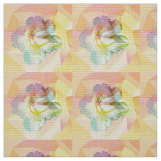 Pastel colours fabric