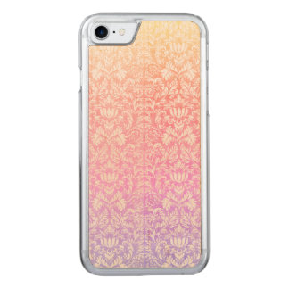Pastel Damask Sweet Lolita Candy Kawaii Carved iPhone 8/7 Case