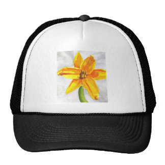 Pastel Day Lily Cap