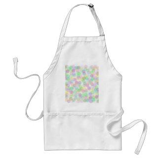 Pastel Dots Standard Apron