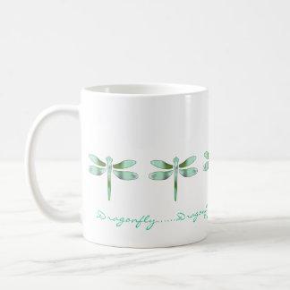 Pastel Dragonfly Coffee Mug