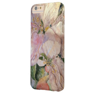 Pastel Floral Art Barely There iPhone 6 Case