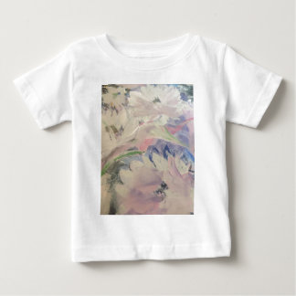 Pastel Floral Baby T-Shirt