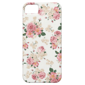 Pastel Floral iPhone 5/5S Case