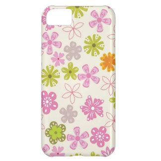Pastel Floral Iphone 5S Case iPhone 5C Cases