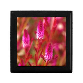 Pastel Flower Gift Box