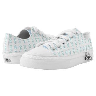 Pastel Gemini Low Top Shoes