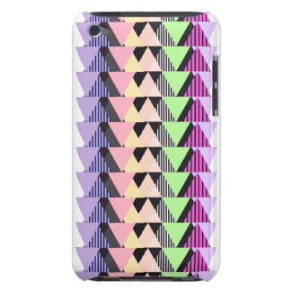 Pastel Geometric Pattern 2 iPod Touch Case-Mate Case