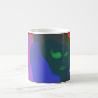 Pastel  ghost  good morning mug