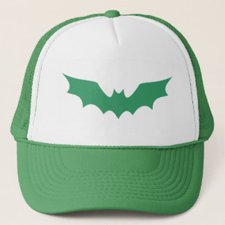 Pastel Goth Bat Trucker Hat