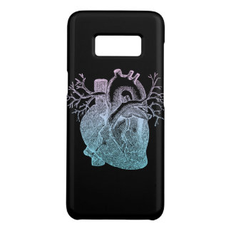 Pastel Goth Heart Black Hearts Case-Mate Samsung Galaxy S8 Case