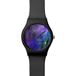Pastel Goth Space Nebula Watch