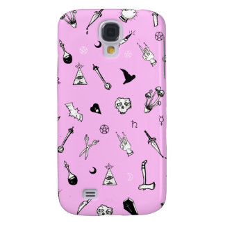 Pastel Goth - Witchcraft Galaxy S4 Cover