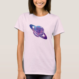 Pastel Grunge Saturn Art T-Shirt