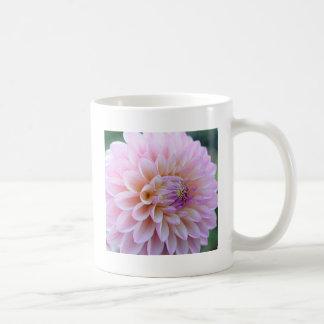 Pastel Hued Dahlia Coffee Mug
