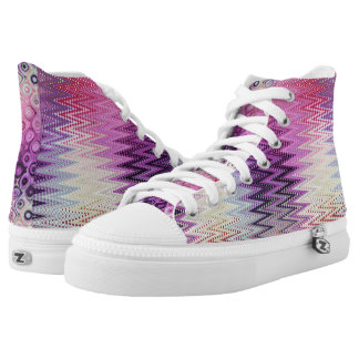 PASTEL IKAT SWEETNESS HIGH TOPS