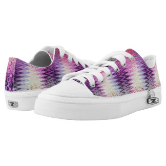 PASTEL IKAT SWEETNESS LOW TOPS