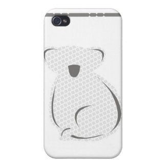 Pastel Koala iPhone Case iPhone 4 Cases