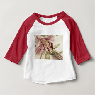Pastel Lilly. Baby T-Shirt