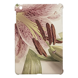 Pastel Lilly. iPad Mini Case