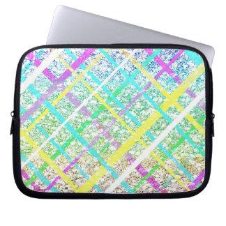 Pastel Line Pop Art Computer Sleeves