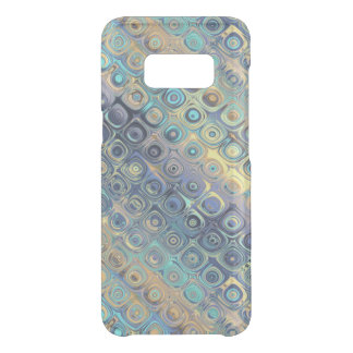 Pastel Liquid Dots Abstract Pattern Uncommon Samsung Galaxy S8 Case
