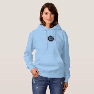 Pastel Logo Womens hoodie